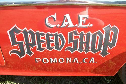 Car Shows - NHRA Museum Hot rod Reunion Car Show - Pomona, CA